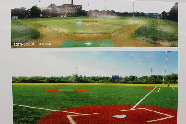 New Baseball Fields West Town Schools