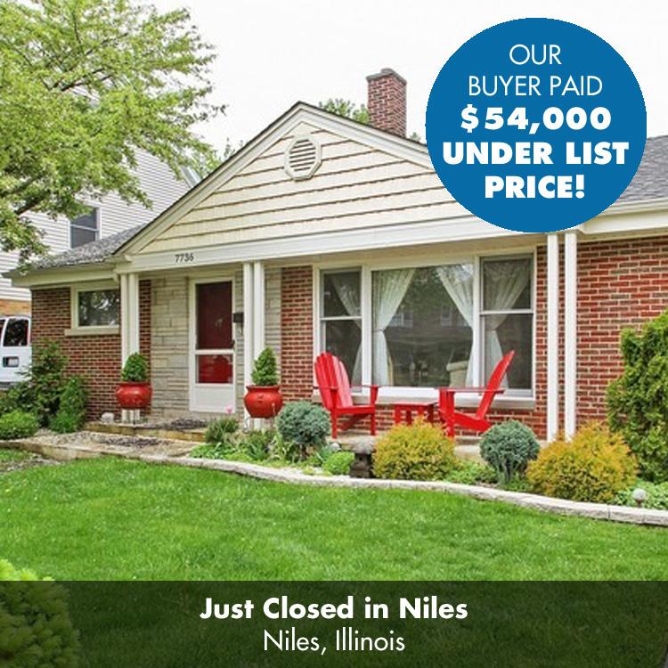 7736 N Oconto Ave , Niles, Illinois 60714