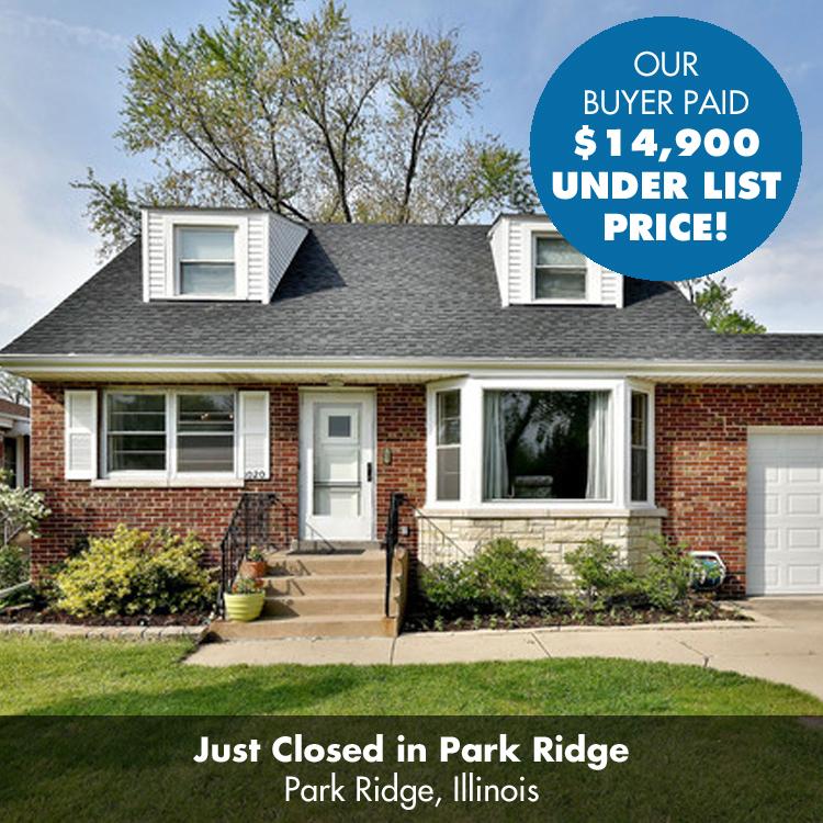 1020 W Talcott Rd , Park Ridge, Illinois 60068