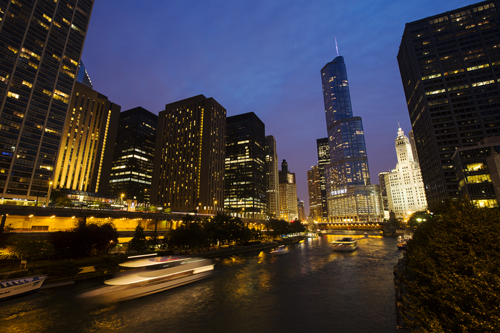 Top city for corporate relocation