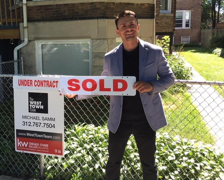 West Town Selling a House