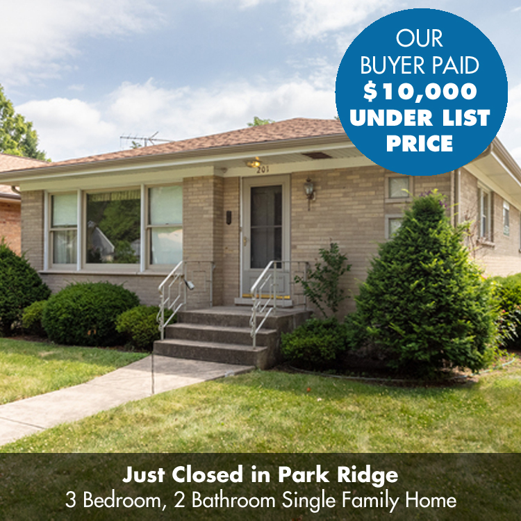 201 N Broadway Ave , Park Ridge, IL 60068