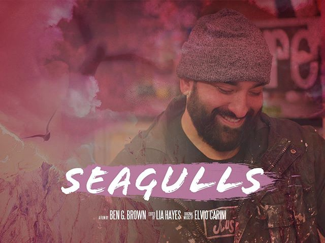 EYUP ALL!  I'm delighted to announce that our short film SEAGULLS, about @seagullspaint , it's volunteers and all the inspiring work they do everyday, has been selected to be a part of the Yorkshire Short Film Competition at this years @leedsfilmfest .  For more info check out the link in my bio.  Big love x  #documentary #independentfilmmaking #leedsfilm #liff2019 #yorkshirefilm