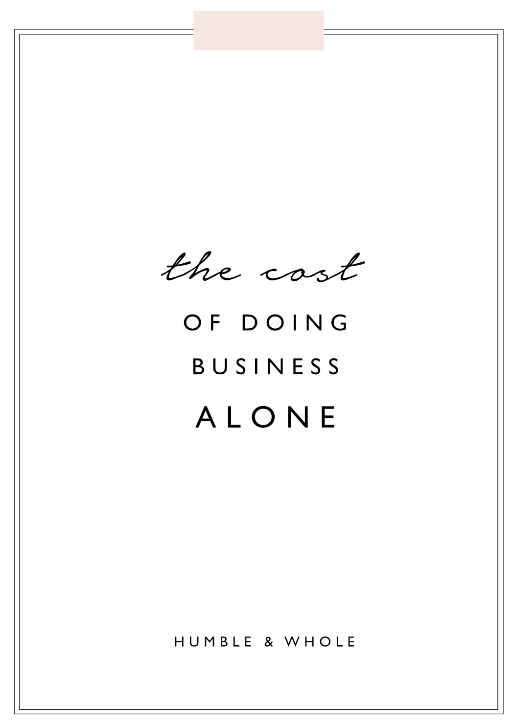 As a solopreneur, running your blog or business can prove to be very challenging. In this post, we are discussing four realities of doing business alone.