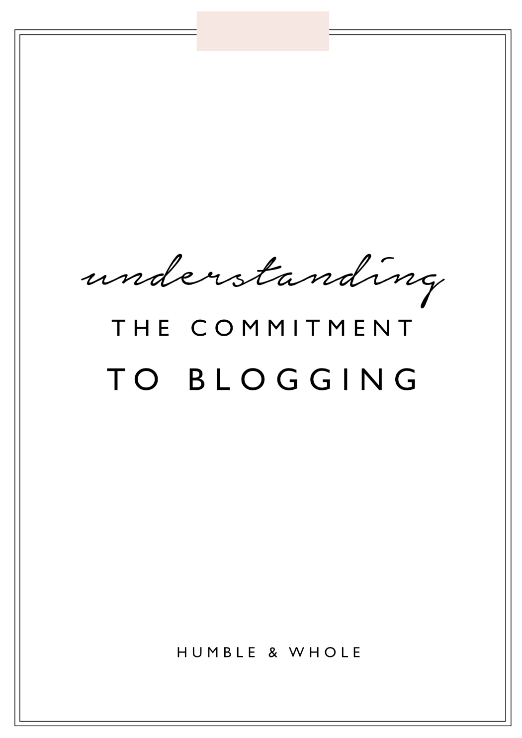 You've got your blog up and running, but now what? What does it take to run a successful blog? And what commitment do you need to make to your blog to start strong? Click through to read the three practices that will help your start-up phase in blogging much easier!