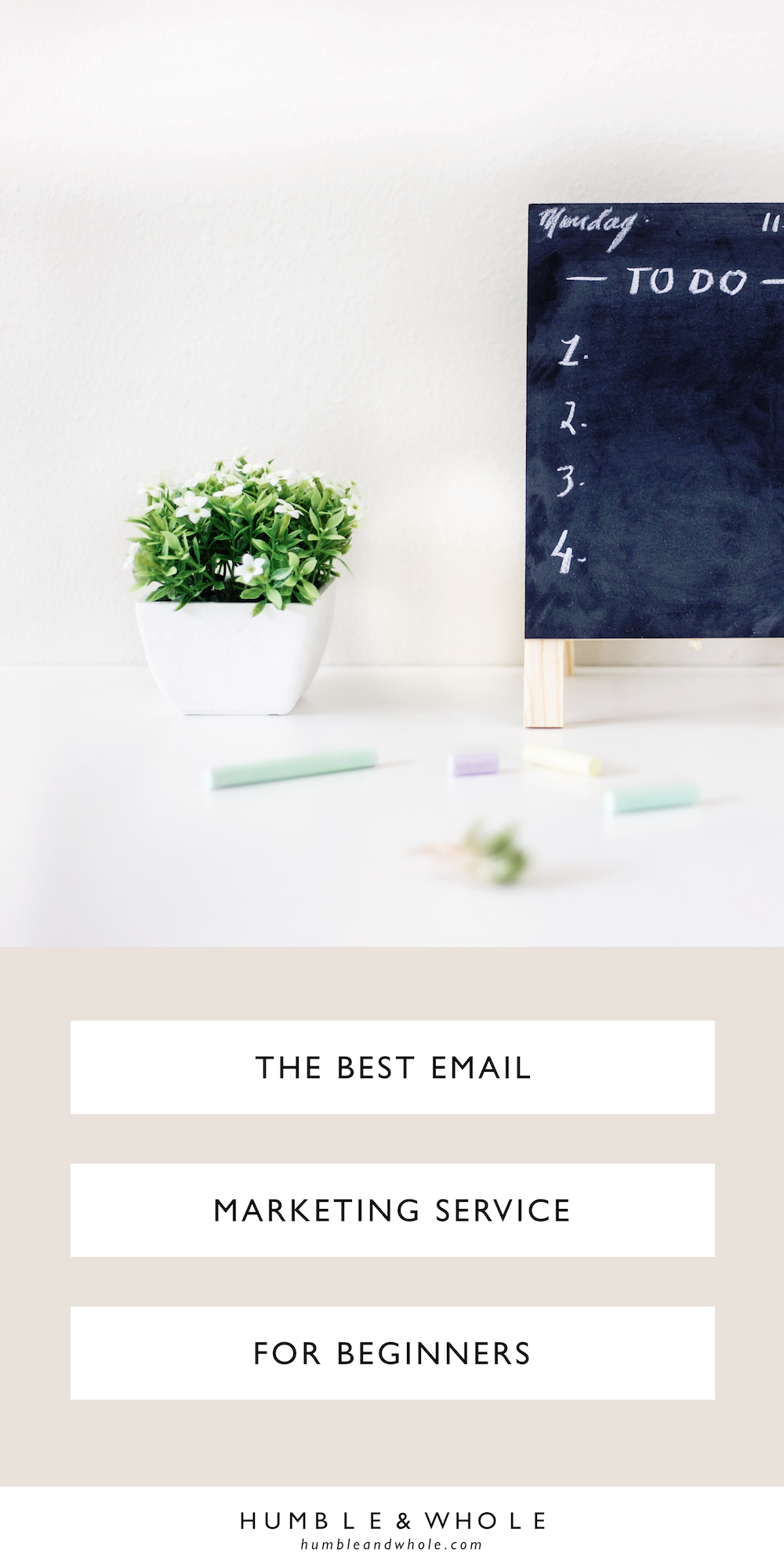 When it comes to email marketing, you want to use an email marketing platform that is simple, easy-to-use, and has all the features you need. Click through to read the best email marketing service for beginners.