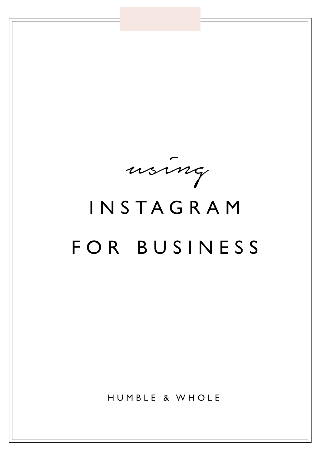 With over 500 million monthly users, Instagram is great for business. In this post, we describe how to use Instagram for business to generate the best results. If you need some tips for how to use Instagram for business, click through to check out our favorite strategies.