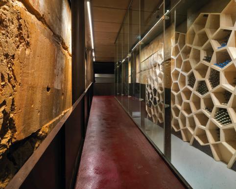 Wine Shelf - Cellar
