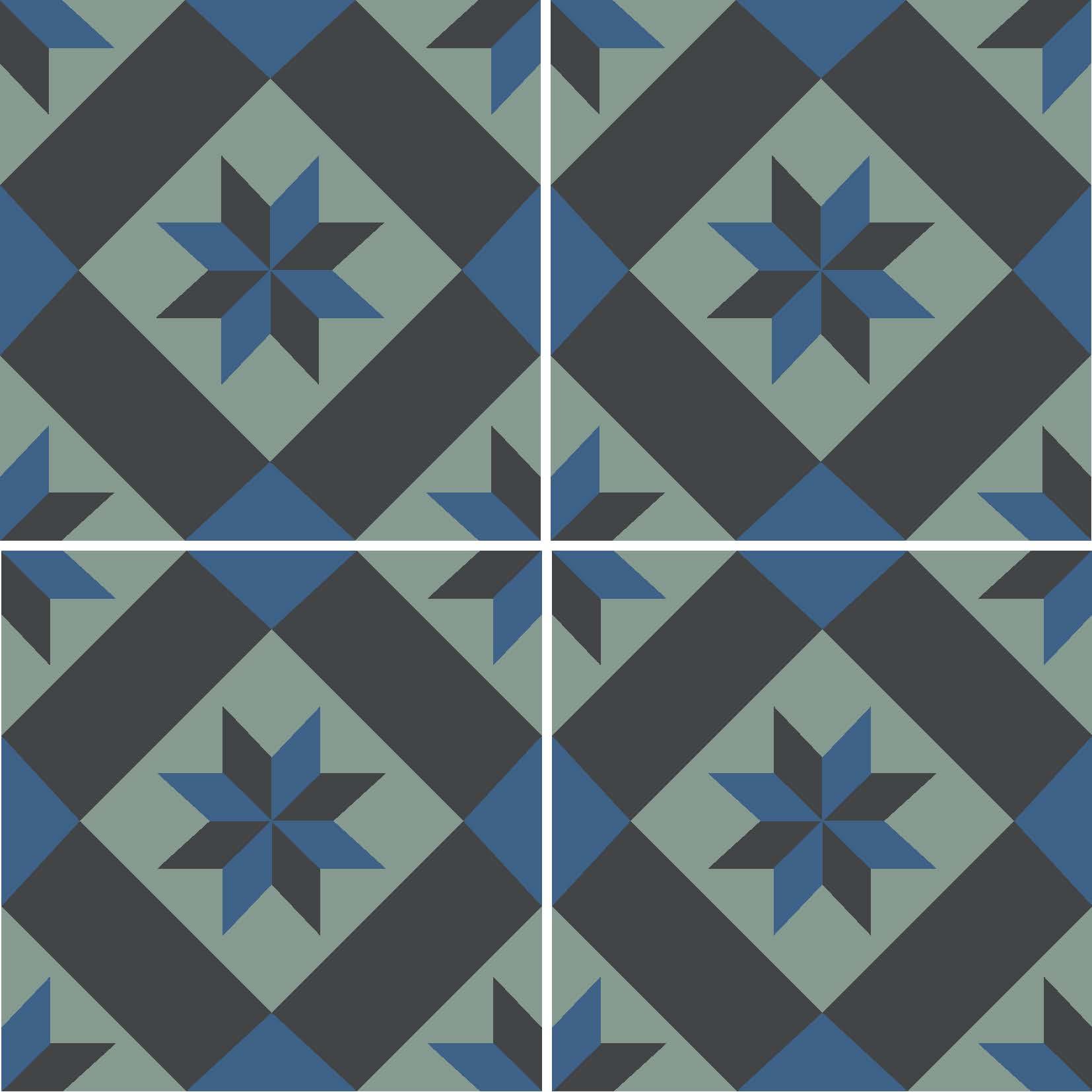 SÇville2-bleunuitnoir vert uni.jpg