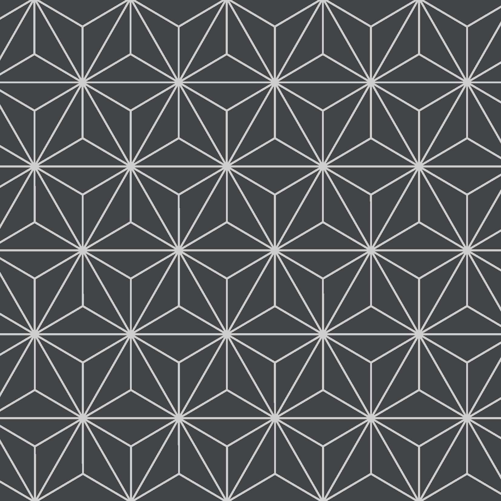 Triangles - Black