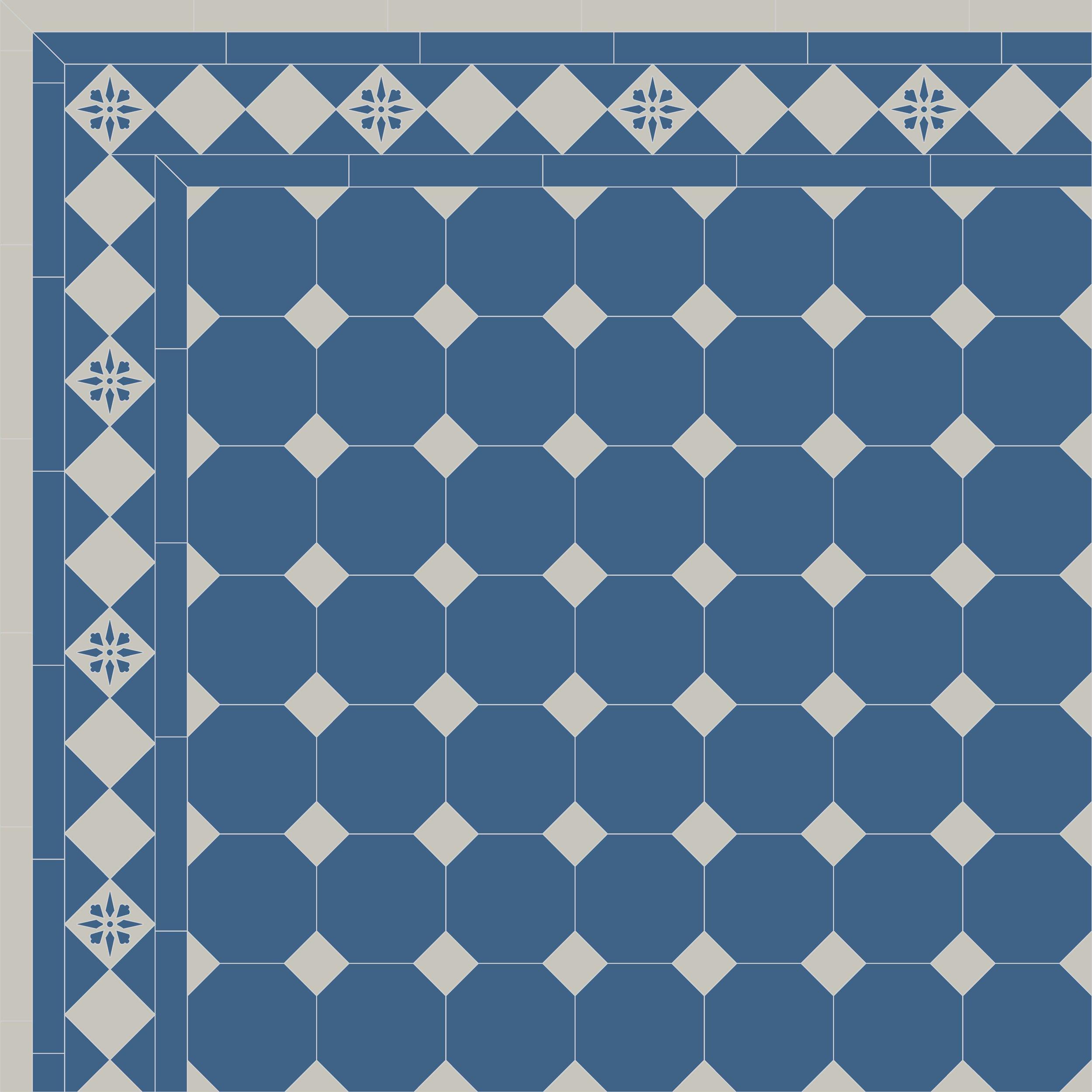 7 Octos - Blue