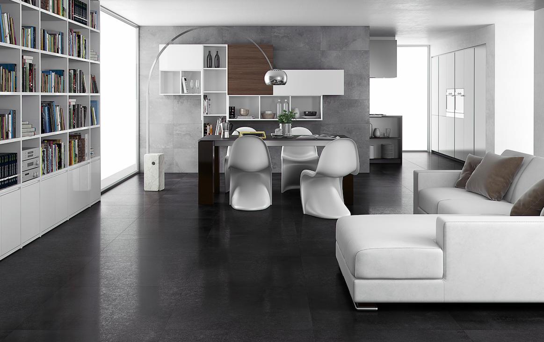 Statia - Black & Grey
