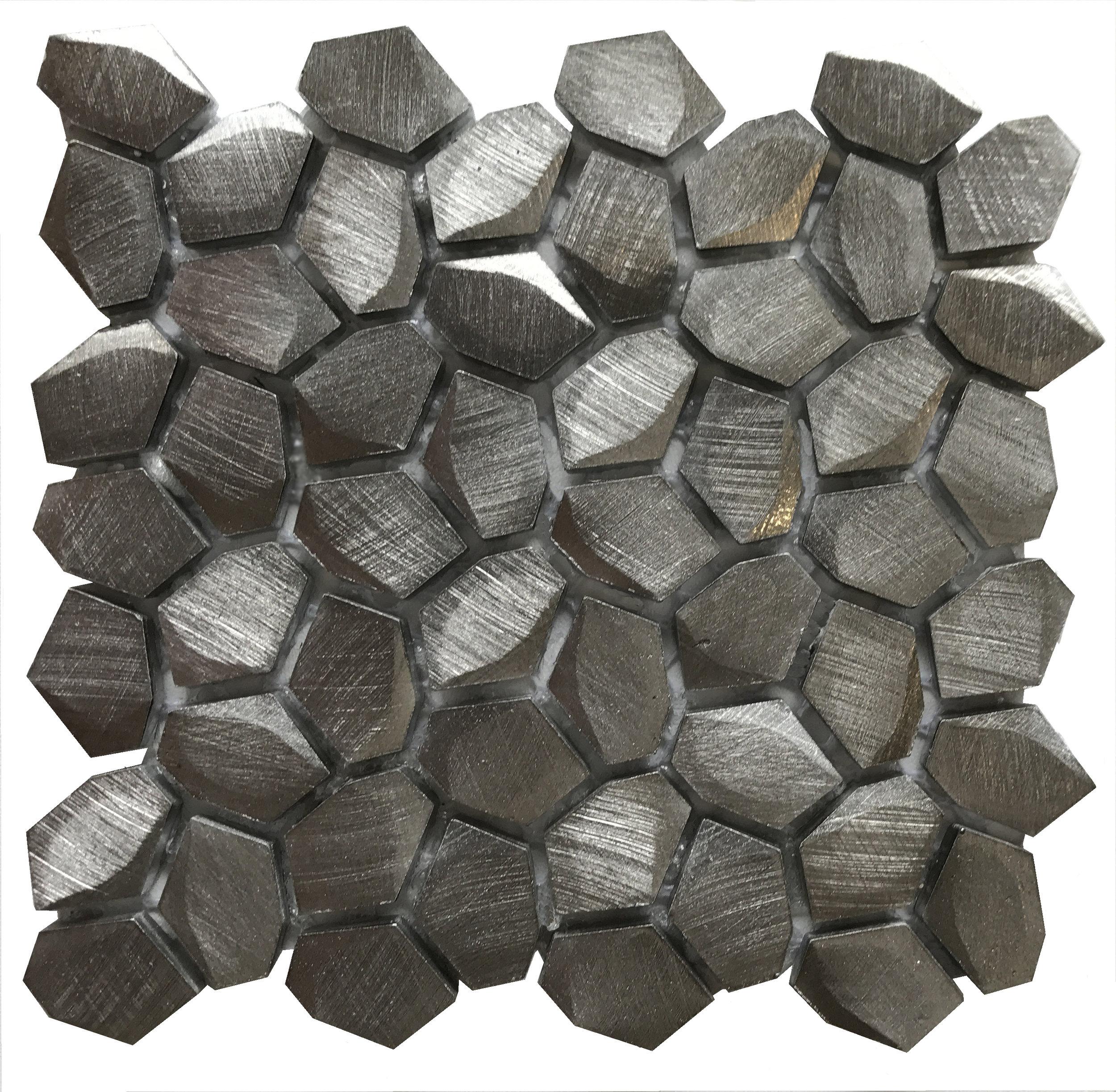 Cali - Rock Surface Aluminum