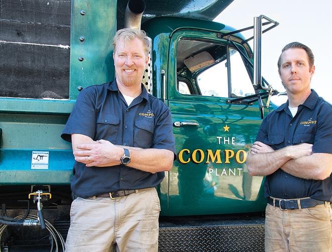The Compost Plant Nat Harris Leo Pollock