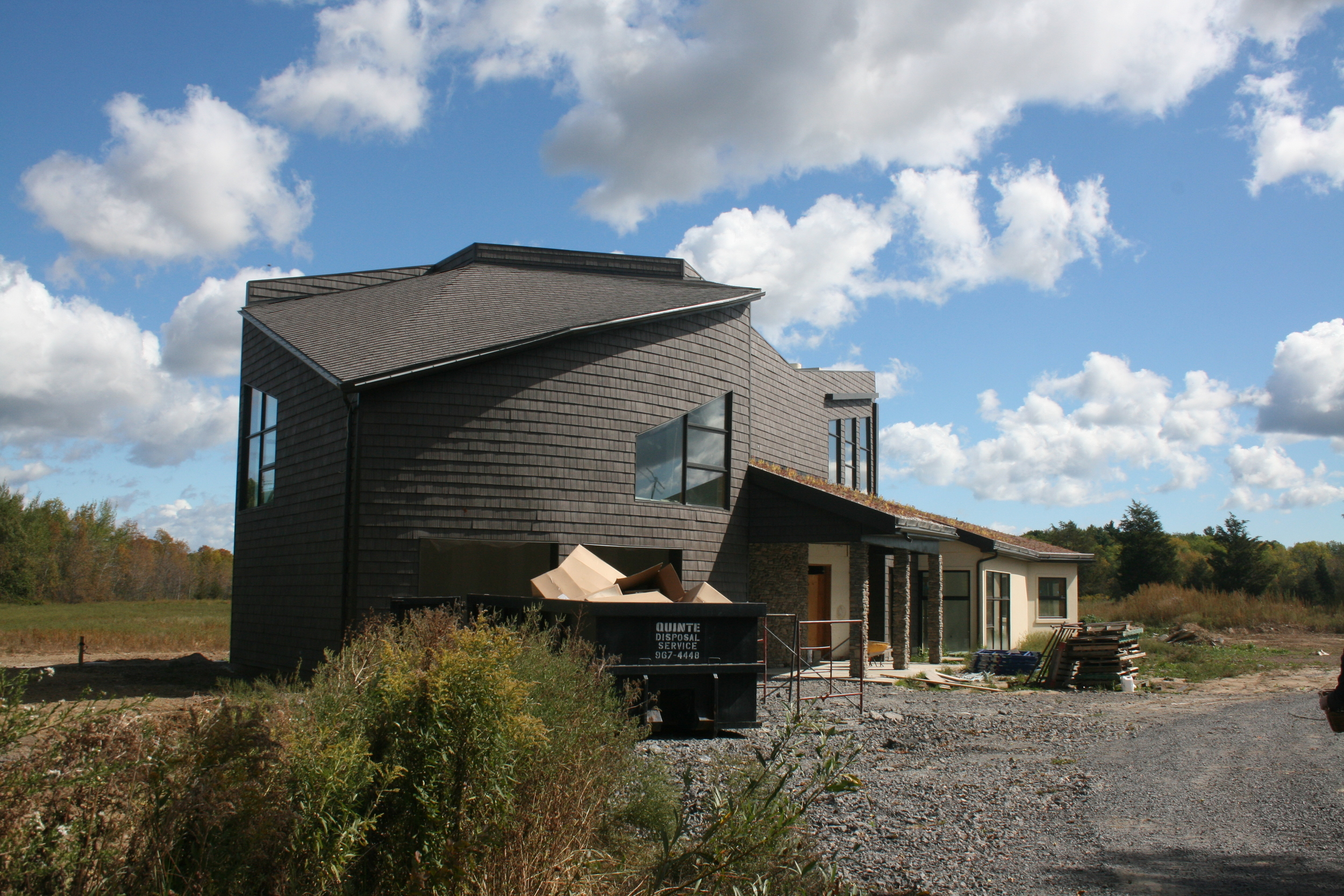 New Home in ICF and Steel with Enviroshake exterior (2).JPG