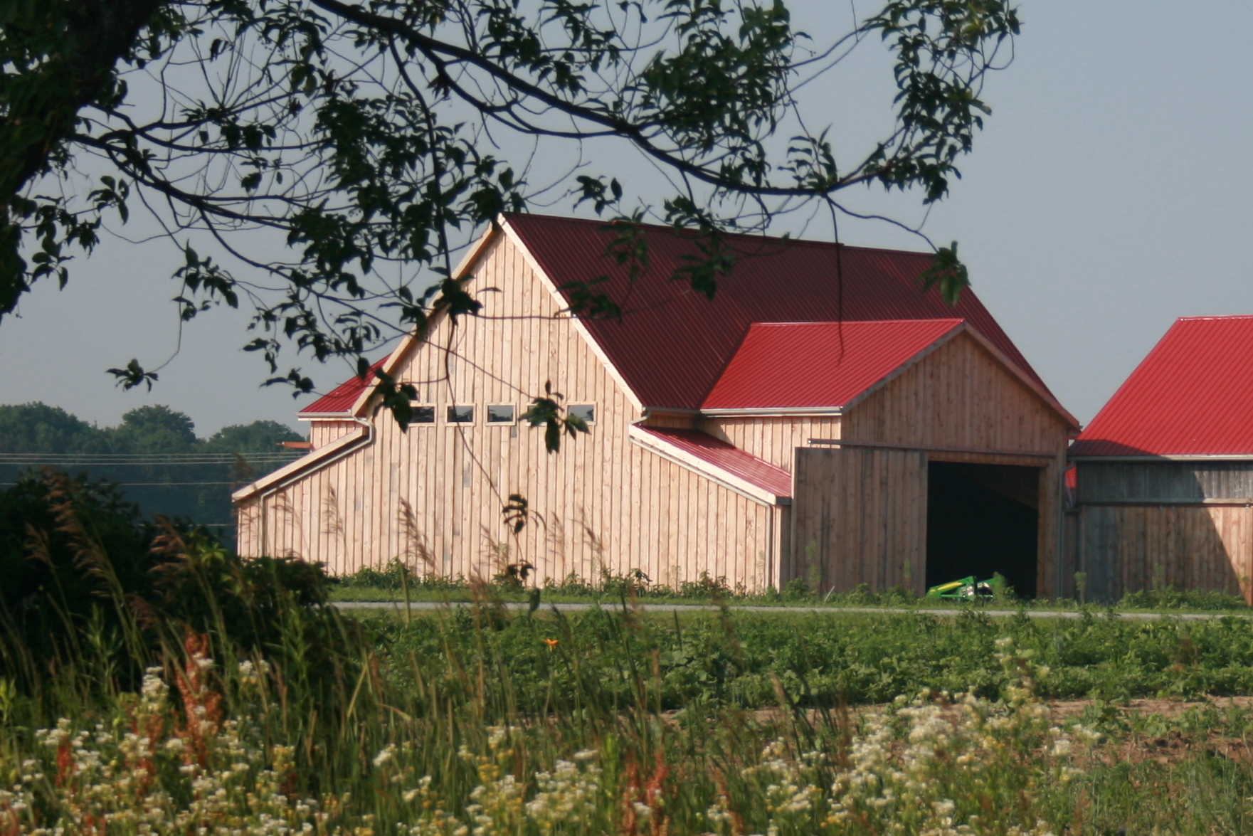 Organic Farm Pole Barn (2).JPG
