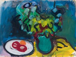 Robert De Niro, Sr. Paintings and Drawings 1948-1984,DC Moore Gallery, June 6-July 11, 2014