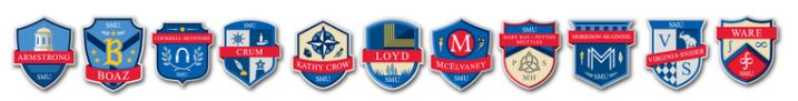 SMU Commons Crests