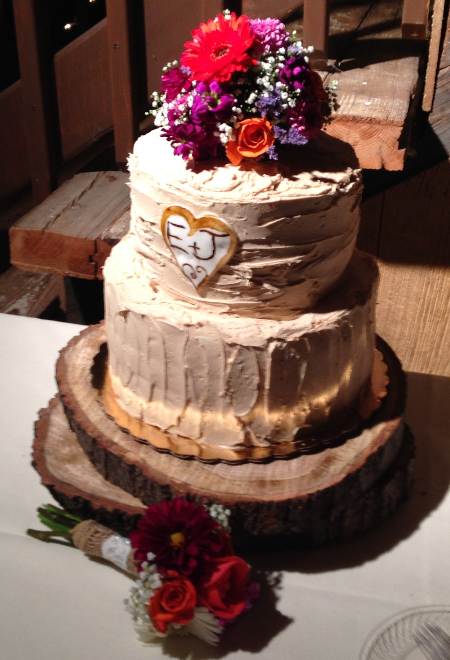 Colby's Custom Wedding Cakes