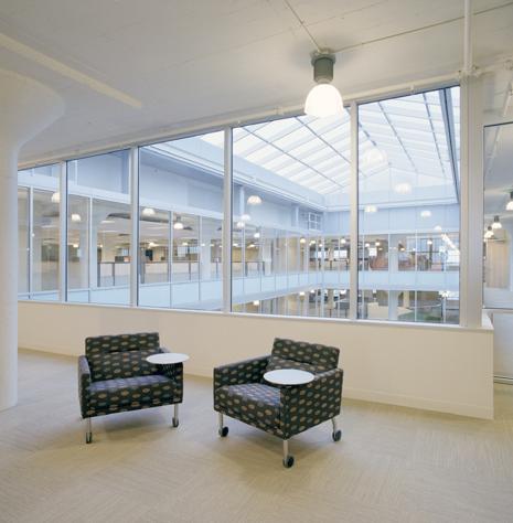 Allina Commons Atrium