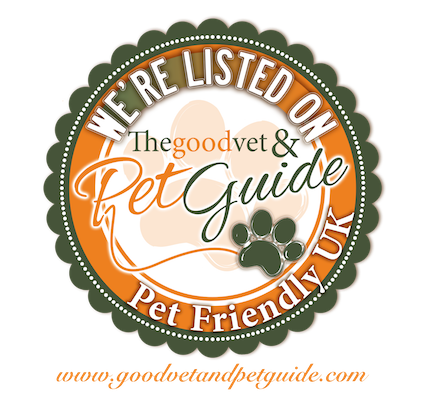 Member of the Good Vet & Pet Guide
