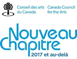 Conseil des arts du Canada - Bourse Nouveau chapitre