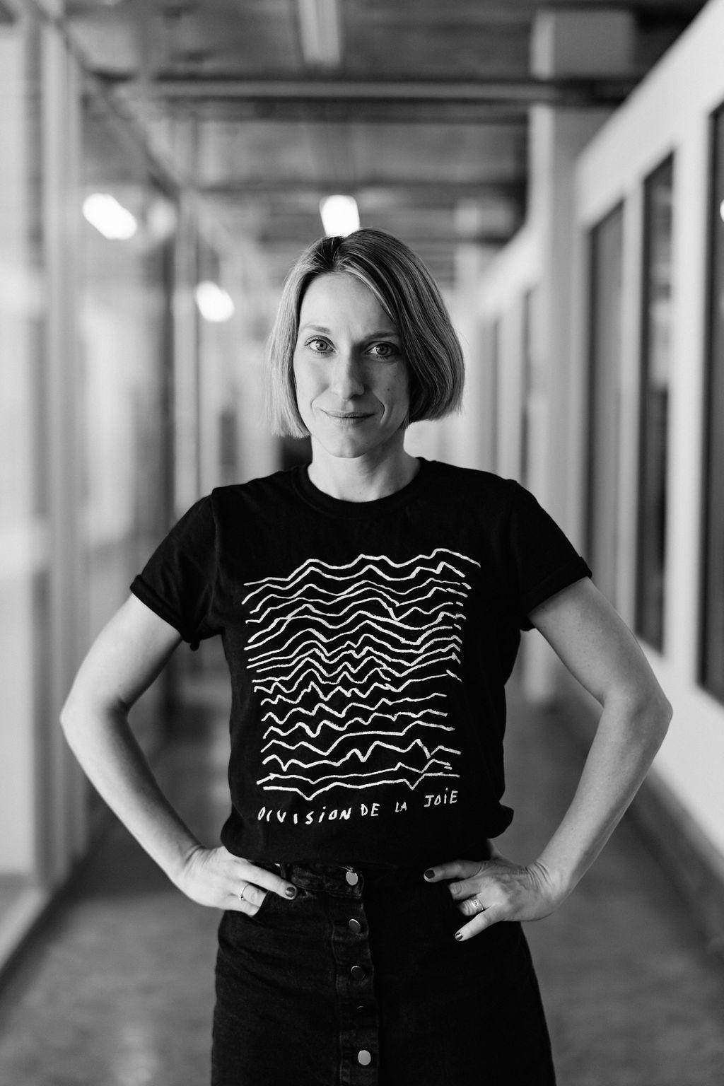 ZOÉ GAGNON-PAQUIN    Cofondatrice et directrice générale   Gymnaste, joggeuse et adepte d'Excel