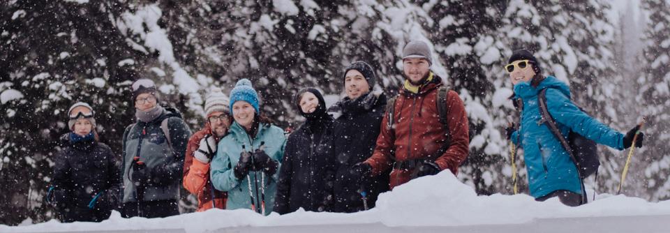 Elk Lake Crew Dec 28-30, 2016