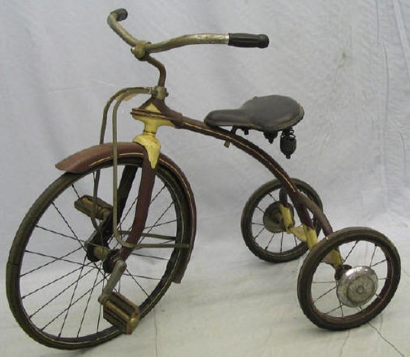 1920s Velo-King Tricycle