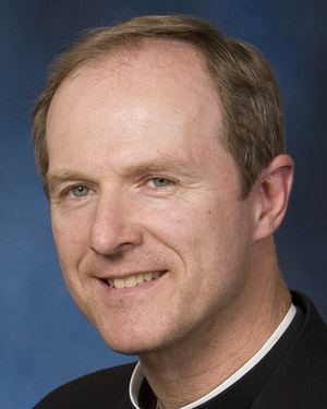 Fr. Jim Billinger (WSU Alum)