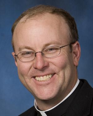Fr. Eric Weldon (WSU alum and former Pastor)