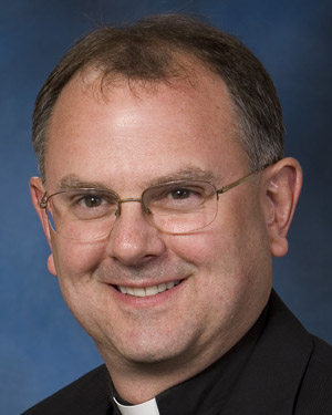 Fr. Joe Gile (WSU Alum)