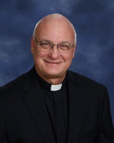 Fr. Jim Mainzer (WSU alum)