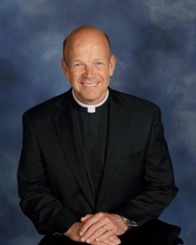 Fr. Matt McGinness (WSU Alum)