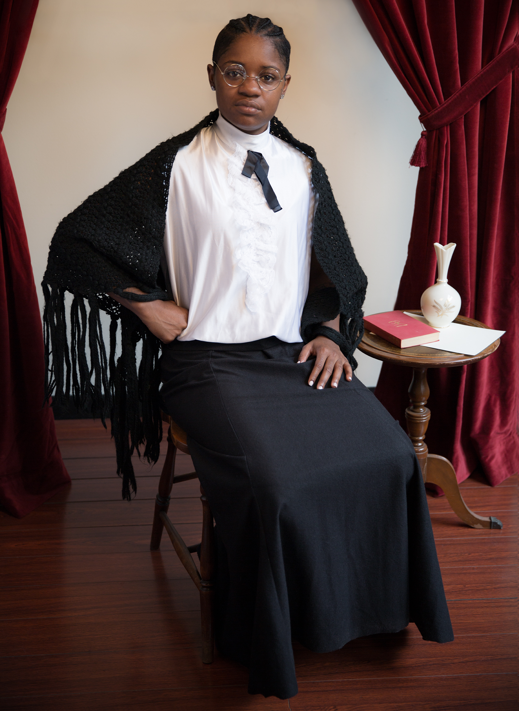 Bre-Z (Calesha Murray)  as Sojourner Truth