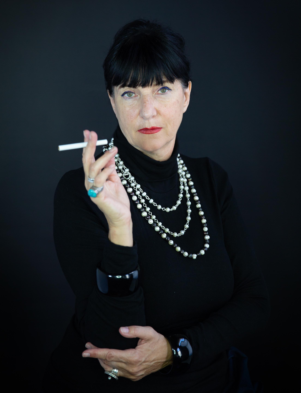 Renée Petropolous as Clarice Lispector