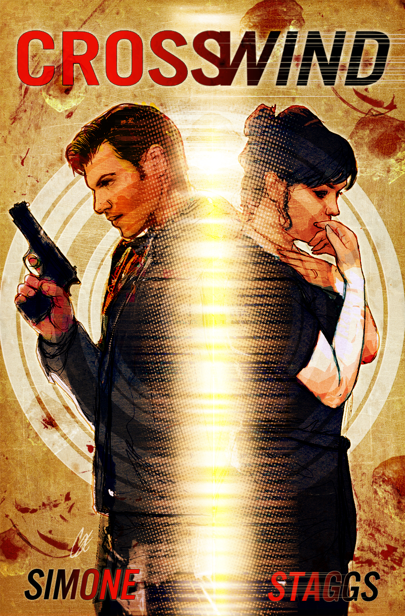 """Gail Simone and Cat Staggs launch all-new series CROSSWIND this June - Image Comics is thrilled to announce CROSSWIND, the brand-new ongoing thriller from fan-favorites Gail Simone (Red Sonja, Secret Six) and Cat Staggs (Wonder Woman '77, Smallville Season 11), arriving in stores June 2017.A slick and ruthless Chicago hitman.A smart but downtrodden Seattle housewife.When an inexplicable event strikes these two random strangers, their bodies, souls, and lives are switched—to potentially deadly effect.""""This is possibly the most thrilling project of my career, and Cat Staggs brought her best stomping boots to the game; she's absolutely killing it,"""" said Simone. """"There's nothing else quite like it. It smells of gunpowder, nitro, and one-hour hotel rooms. It's wrong and messed up, and we hope people love it as much as we do.""""""""I am thrilled to be working with the incomparable Gail Simone in a genre that is close to my heart,"""" said Staggs. """"The challenge of bringing these characters to life and developing their world has made this project something I'm proud of. Readers are in for a wild ride.""""CROSSWIND #1 (Diamond code: APR170674) hits comic book stores Wednesday, June 21st. Final order cutoff deadline for comics retailers is Monday, May 29th. - See more at: https://imagecomics.com/content/view/gail-simone-and-cat-staggs-launch-all-new-series-crosswind-this-june#sthash.LzVGUAKD.dpuf- See more at: Image Comics"""