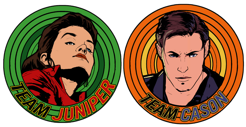 *mock up of pins. Pins may very slightly in printing.