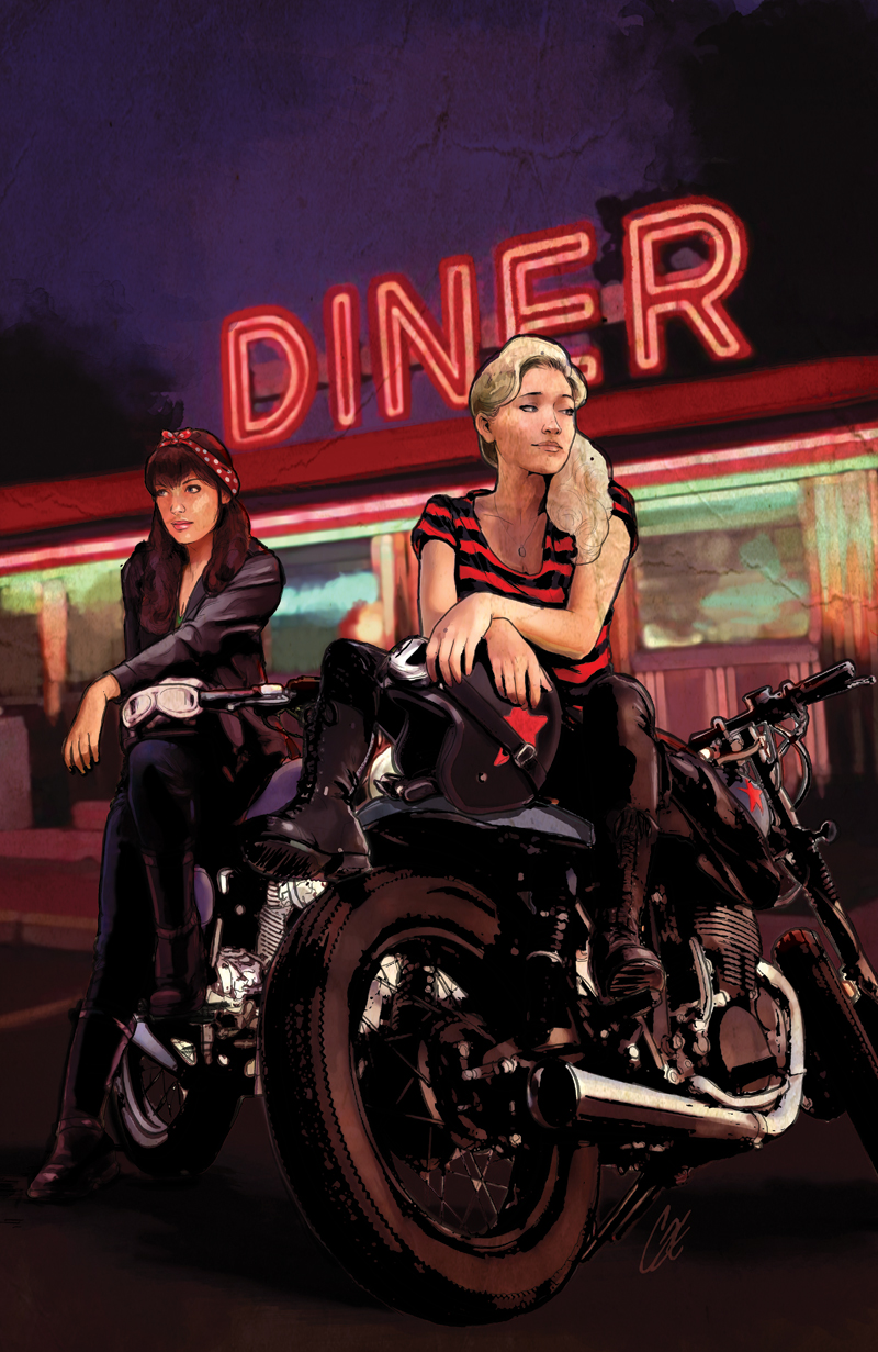 Betty and Veronica: Vixens #4 variant