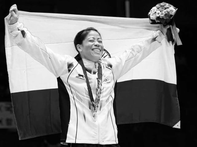 Mary Kom was the first female boxer to win a medal in six boxing championships and a great example that you can't let anyone tell you you're weak because you're a woman. Happy International Women's Day from your Punch family!