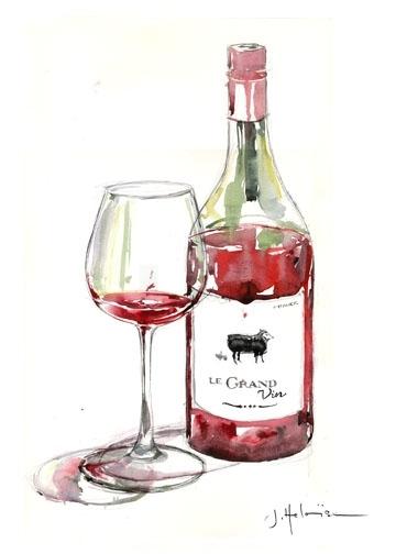 Wine by J.Heloise