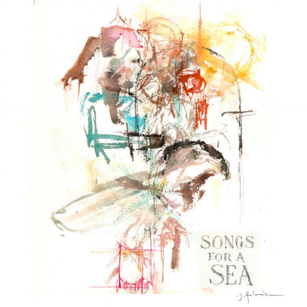 Songs for a Sea Album Cover by JHeloise