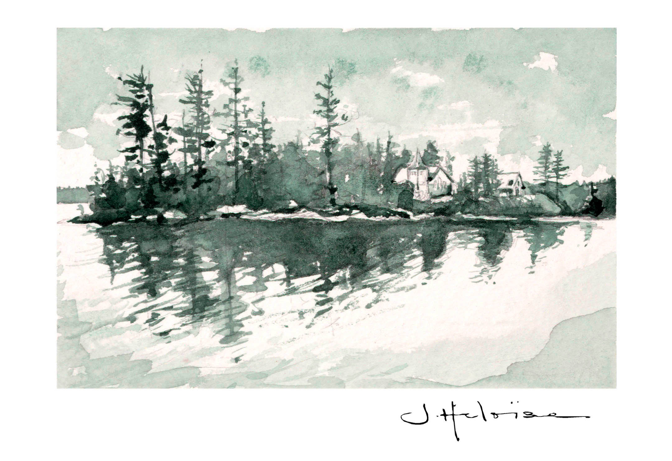 St. Hubert's Isle, 2009