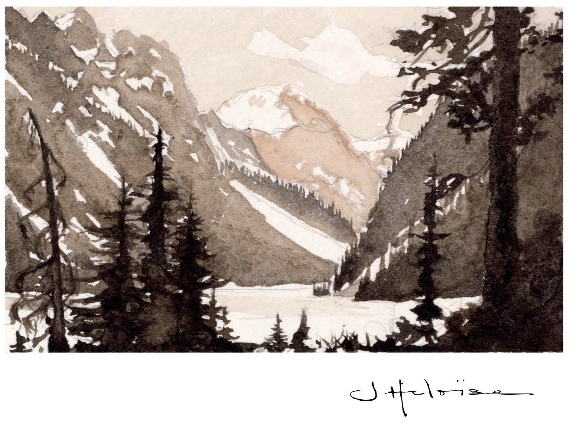 Western Peak, 2009