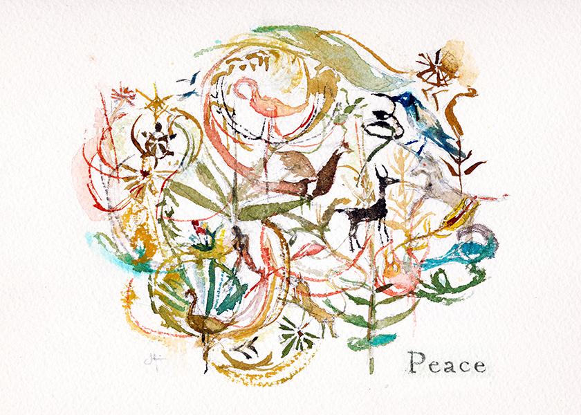 Peace, 2015