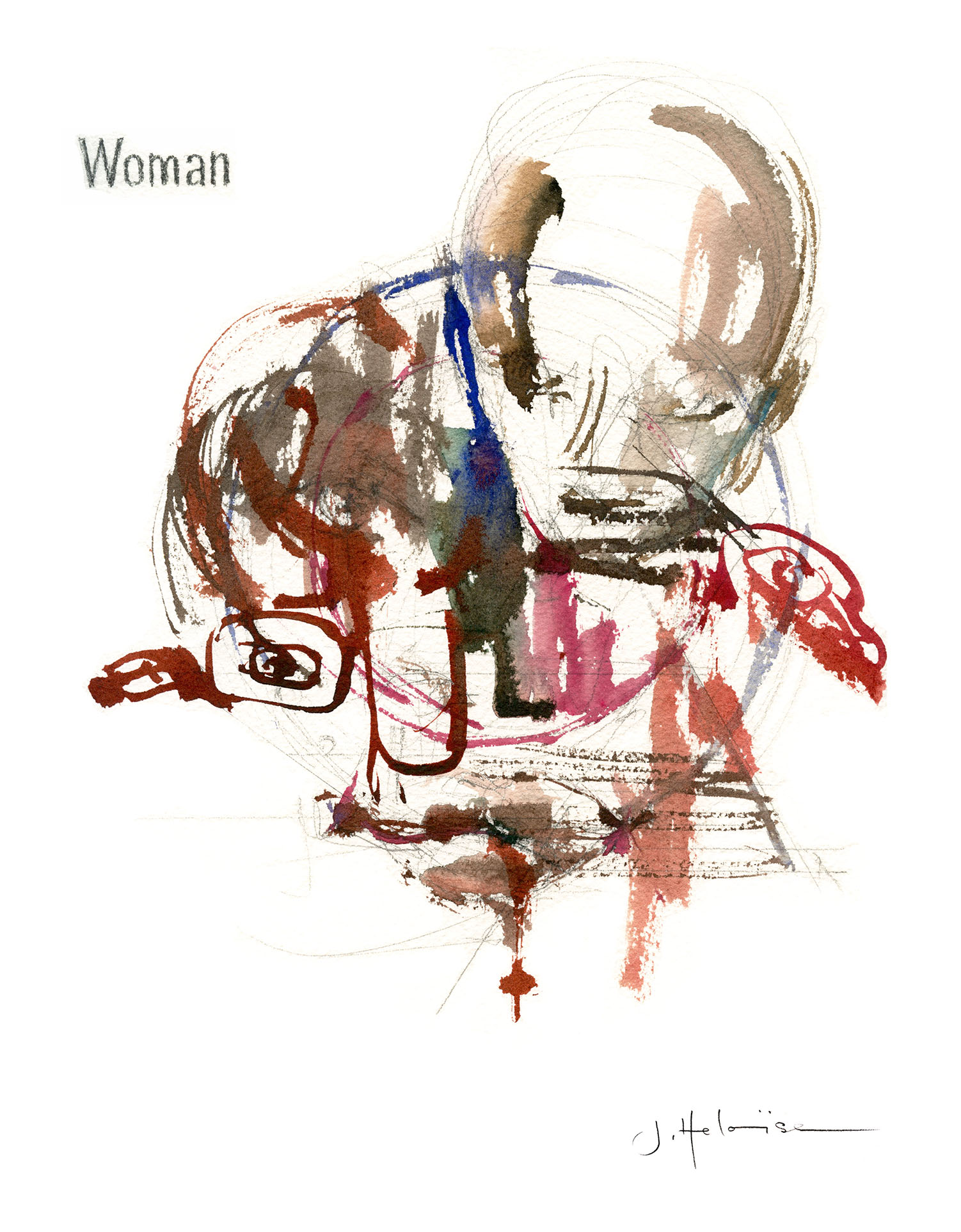 Woman, 2014