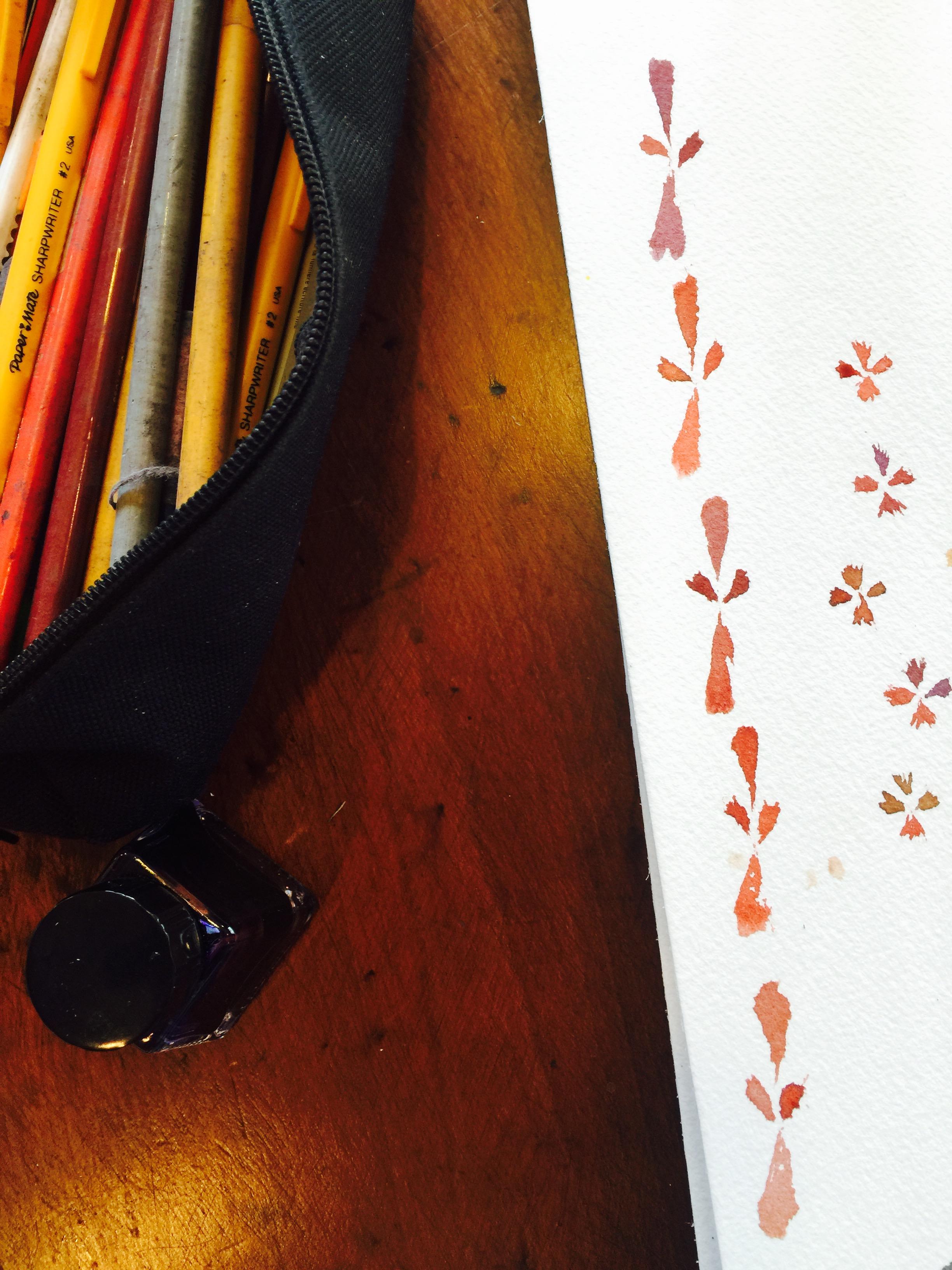 Pencil Case, JHeloise