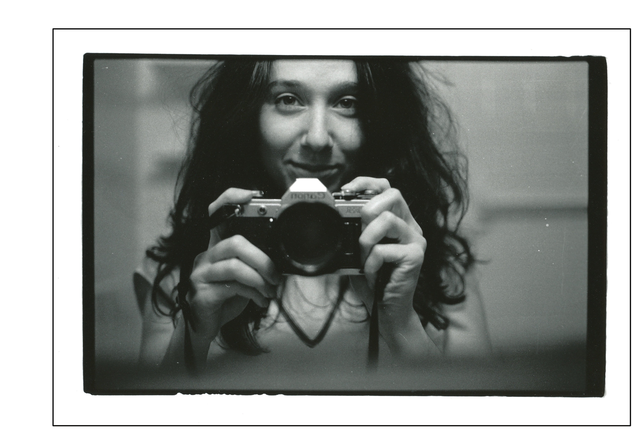 Self Portrait by JHeloise