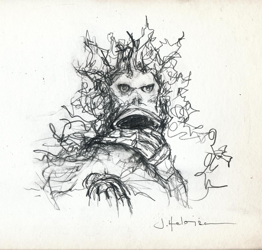 Garamon Sketch, 2012