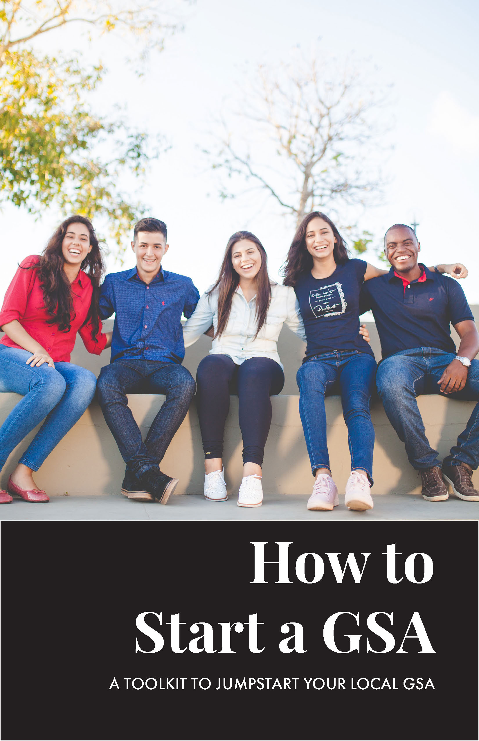 Copy of How to Start a GSA